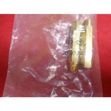 205074 MO-20 Type MO (For Oil) - Positive Displacement injectors (2 per Bag)