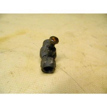 67 Suzuki TC 250 TC250 Scrambler injector oil tank petcock valve