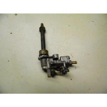 81 Honda NX50 NX 50 m Express SR engine oil pump injector injection