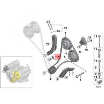 Genuine BMW E65 E66 E67 RR1 RR1N RR2 Oil Spraying Injector OEM 11317506664
