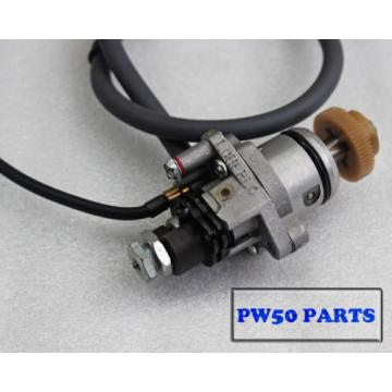 For Yamaha PW50 Zinger All Year Oil Pump Injector Gear Housing Cover TDRMOTO