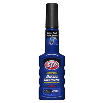 STP 3 PACK DIESEL OIL TREATMENT + INJECTOR CLEANER + FUEL TREATMENT ADDITIVE