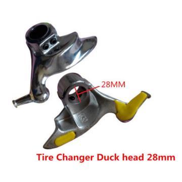 2pcs /Set Tyre Tire Changer Stainless Steel Mount Demount Duck Head Tool 28mm