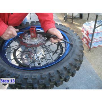 Baja No Pinch Motorcycle Tire Mounting Tool - Tire Changing Tool - Mini Bike Kit