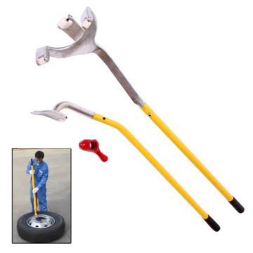 Tire Mount Demount Tool Tire Changer Tool Tubeless Truck Bead Steel 3 Piece Suit