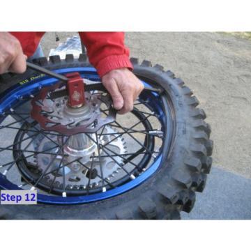 Baja No Pinch Motorcycle Tire Mounting Tool - Motorcycle Tire Changing Tool