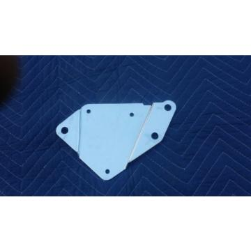 HARLEY DAVIDSON CHROME TOOL BOX MOUNTING BRACKET