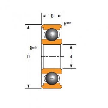 Thin Section61810-C3 TIMKEN