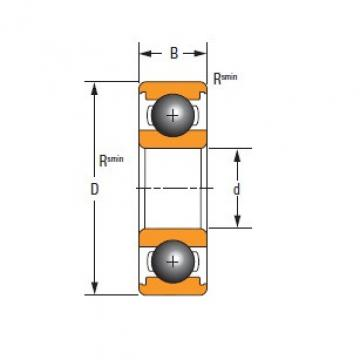 Thin Section61811-C3 TIMKEN