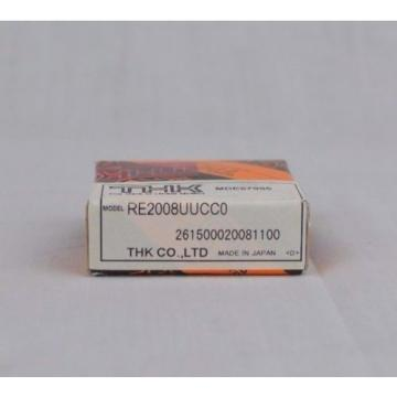 THK   RE2008UUC0 20mmx36mx8mm Cross Roller Bearing NIB