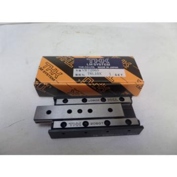 THK   Linear Guide Bearing Miniature Type Cross Roller Unit VRT2065 New
