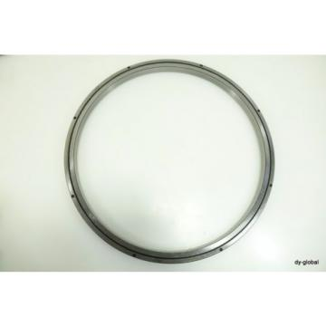 THK   Used RB50025UU 500x550x25 CROSS ROLLER RING Big and Thin Swevling Bearing