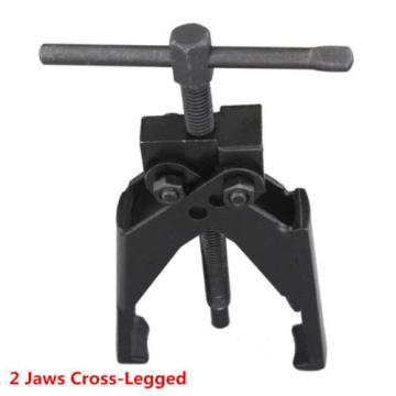 Universal  2 Jaws Cross-Legged Gear Bearing Puller Extractor Tool Up to 70mm