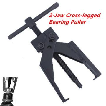 2Jaws   Cross-Legged Gear Bearing Puller Extractor Remover Tool Up to 70mm For Car