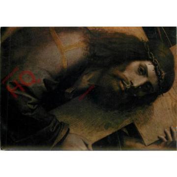 Postcard: Bartolomeo Montagna, The Cross-Bearing Christ