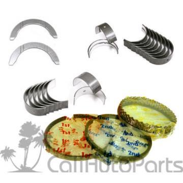 96-00   Honda Civic Del Sol 1.6L D16Y D16Y7 D16Y8 Rings Set & Main Rod Bearings