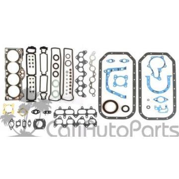 88-91 TOYOTA COROLLA GTS MR2 1.6 DOHC 4AGEC 4AGE Full Set Rings Engine Bearings