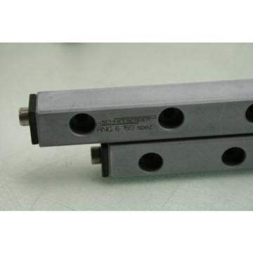 Schneeberger RNG-6-150 Type R Linear Bearing Cross Roller Stage 150mm / Size 6