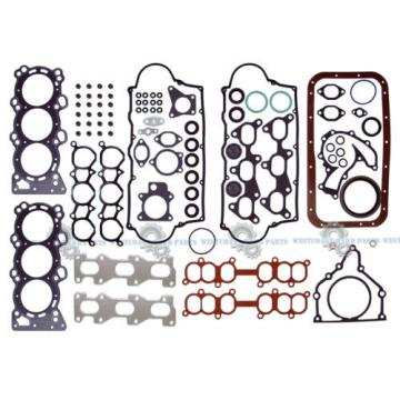 96-97   HONDA ISUZU 3.2L 6VD1 SOHC FULL GASKET SET RINGS MAIN ROD ENGINE BEARINGS