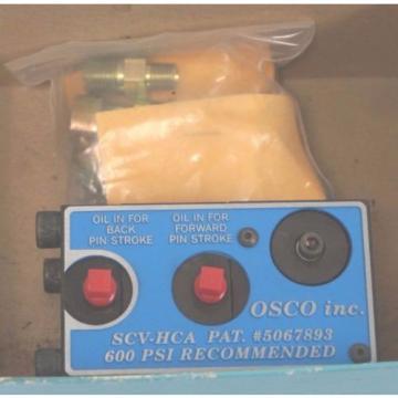 NEW   DME / OSCO OSCVHCA CROSS GEAR BEARING 0SCVHCA