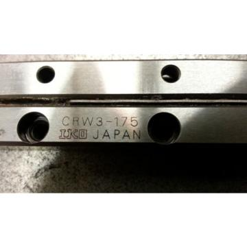 IKO CRW3-175 Cross Roller Way Linear Bearing Slide