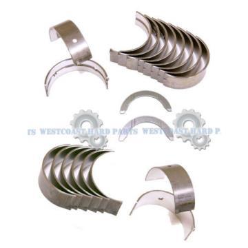93-96   Honda Prelude V-Tec 2.2 DOHC H22A1 Piston Rings & Main Rod Engine Bearings