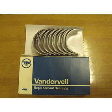 Ford Cross-Flow/Pre-Cross-Flow Vandervell VP big end bearings @ +010 .25mm O/S
