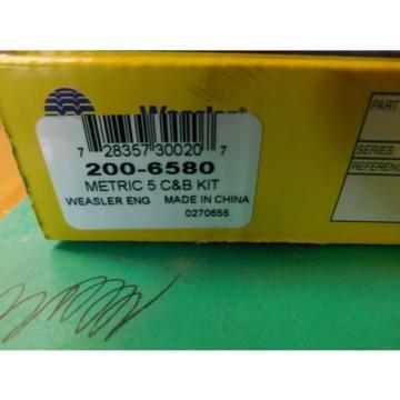 Weasler   Engine 200-6580 Metric 5 Cross and Bearing Kit