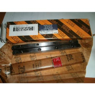 THK   VR4-160HX15Z Cross Roller Linear Guide,4160T,2set/Box,LM system, Unused