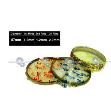 02-09   HONDA ACCORD CR-V ELEMENT 2.4L K24A1 K24A4 K24Z1 PISTON RINGS + BEARINGS