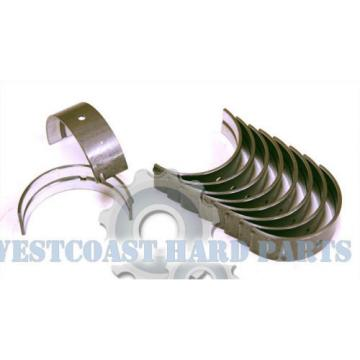 97-01   Honda Prelude Si 2.2L H22A4 VTec Piston Rings & Main Rod Engine Bearings
