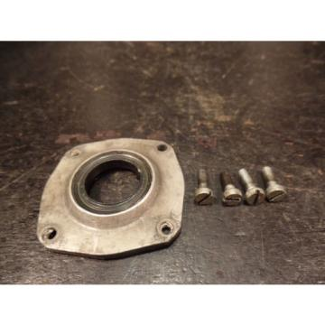 1986 HUSQVARNA CROSS COUNTRY 400 BRAKE SIDE CRANK SHAFT BEARING STAY