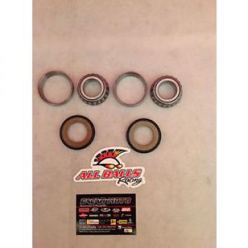 4110288 BEARING KIT E STEERING OIL SEALS TM MX Cross 2T 125 1996 1997