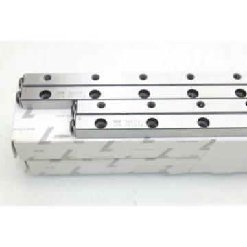8 New NB NV3175-35Z Type NV Cross Roller Linear Bearings 175mm Length / 8mm Wide