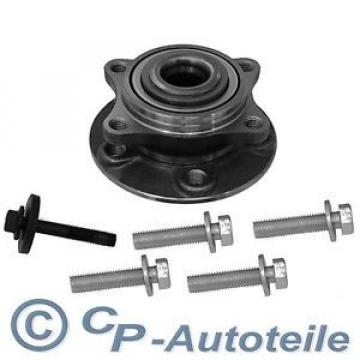 Hub   + Wheel bearing front Volvo V70 II Combi XC70 Cross Country Front axle