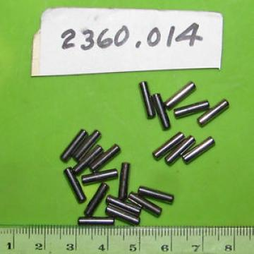 Montesa   NOS 23M 250 La Cross Engine Bearing Lot p/n 2360.014  2360-014  22 count