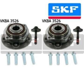 2x   SKF Radlagersatz 2 Radlagersätze Vorn Vorderachse VOLVO VKBA3526