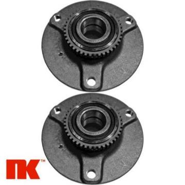 2x   NK Radlagersatz 2 Radlager Sätze Vorn Vorderachse SMART 753326