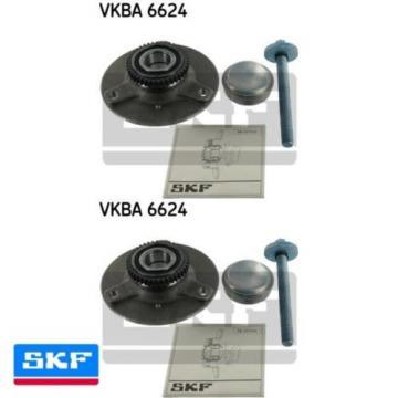 2x   Radlagersatz 2 Radlagersätze SKF VKBA6624