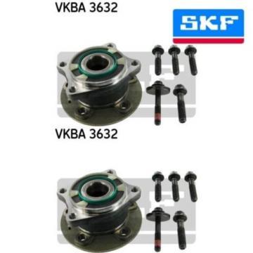 2x   SKF Radlagersatz 2 Radlagersätze Hinten Hinterachse VOLVO VKBA3632