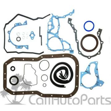 FITS: 90-95 TOYOTA MR2 CELICA 2.2L 5SFE FULL SET PISTON RINGS ENGINE BEARINGS