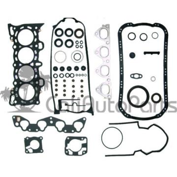 92-95   Honda Civic VTec 1.5L SOHC D15Z1 Full Gasket Set Rings Main Rod Bearings