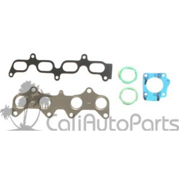 95-98 Toyota Tercel Paseo 1.5L 5EFE DOHC FULL GASKET SET PISTON RINGS & BEARINGS