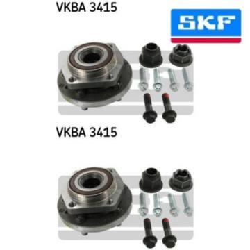 2x   Radlagersatz 2 Radlagersätze SKF VKBA3415