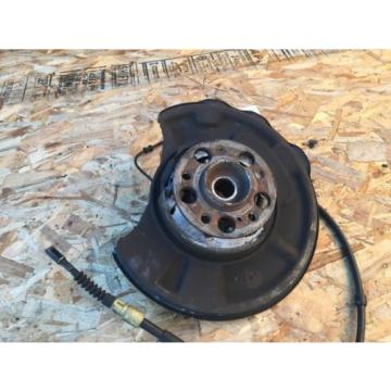 68K!   MERCEDES R230 SL500 SL55 REAR LEFT DRIVER SPINDLE KNUCKLE BEARING HUB OEM