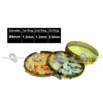 01-06   TOYOTA CAMRY SOLARA 2AZFE 2.4L *GRAPHITE* FULL SET RINGS MAIN ROD BEARINGS