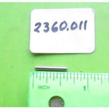 Montesa   NOS 23M 250 La Cross Loose Needle Bearing 2x15.8 p/n 2360.011  10 Count