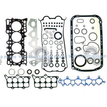 93-96   Honda Prelude V-Tec 2.2 H22A1 Full Gasket Set Piston Rings Engine Bearings