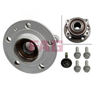 Volvo   XC70 Cross Country (97-07) FAG Front Wheel Bearing Kit 713660210