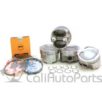 FITS:   98-01 TOYOTA CAMRY 2.2L 5SFE DOHC NPR PISTONS & RINGS & MAIN ROD BEARINGS